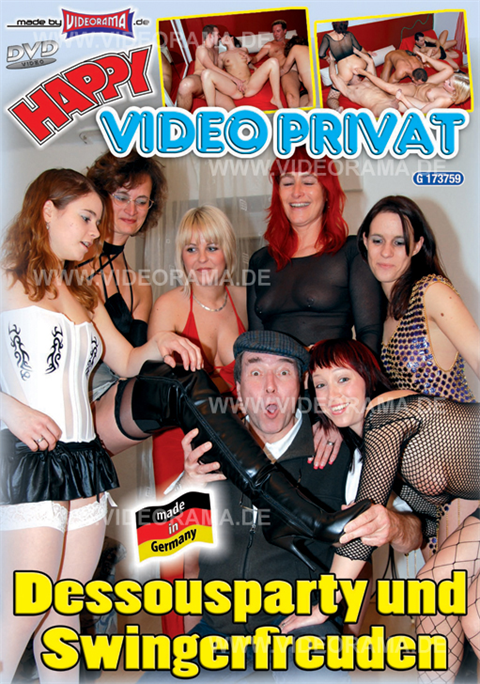 Happy Video Privat - Dessousparty und Swingerfreuden