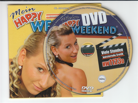 Happy Weekend DVD 1123