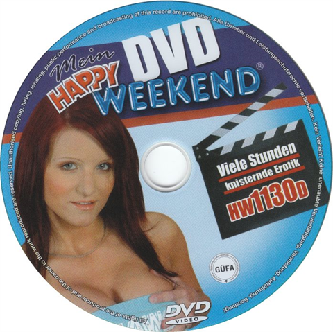 Happy Weekend DVD 1130