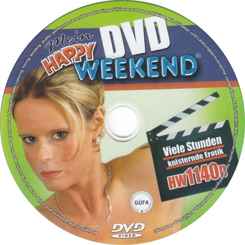 Happy Weekend DVD 1140