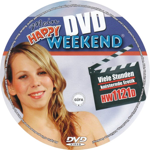 Happy Weekend DVD 1121
