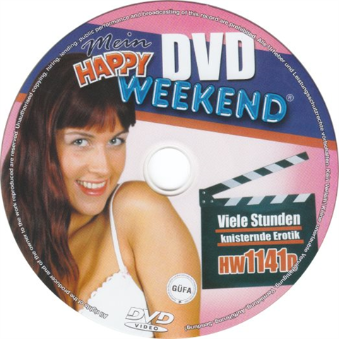 Happy Weekend DVD 1141