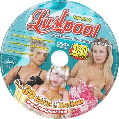 LUSTPOOL Happy Weekend DVD 871