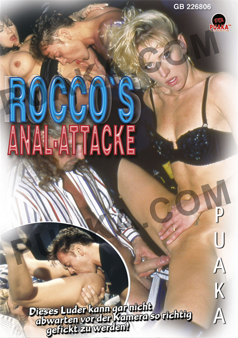 Roccos Anal-Attacke